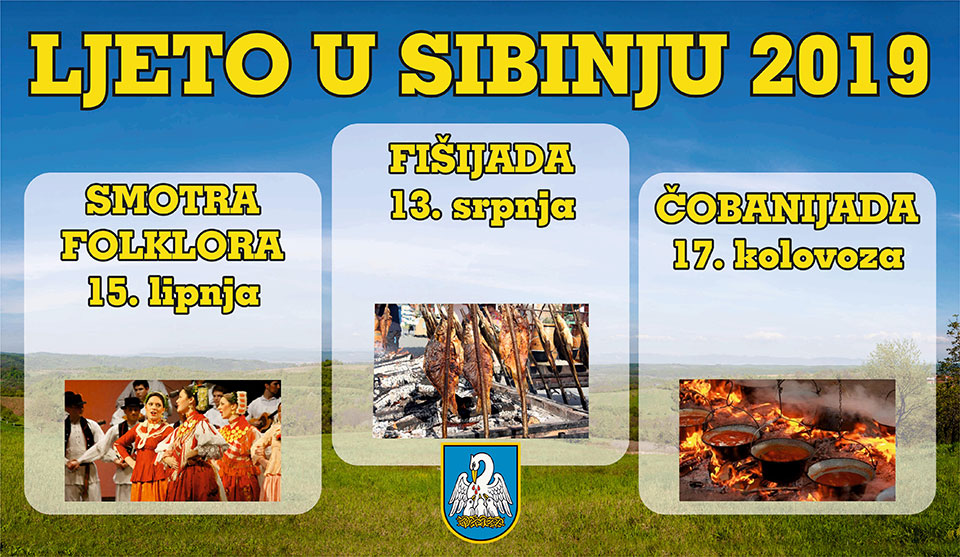 Ljeto u Sibinju 2019.